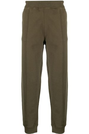 Helmut Lang Men Joggers - Strapped cotton track trousers
