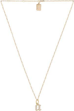MIRANDA FRYE Women Necklaces - Gothic Charm & Van Chain Necklace in .