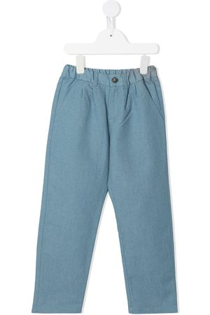 BONPOINT Straight-leg cotton trousers