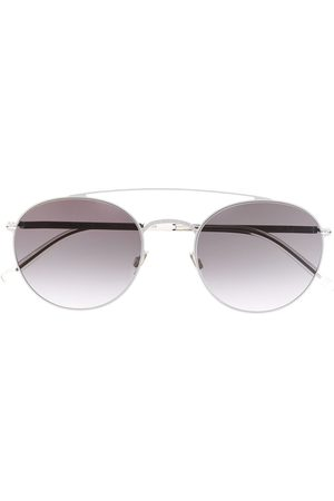 MYKITA Sunglasses - Mirrored round-frame sunglasses