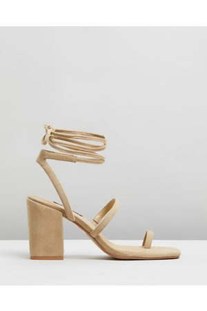 SENSO Women Heeled Sandals - Orelie - Sandals (Sand) Orelie