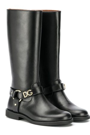 Dolce & Gabbana Girls Ankle Boots - Calf-length boots