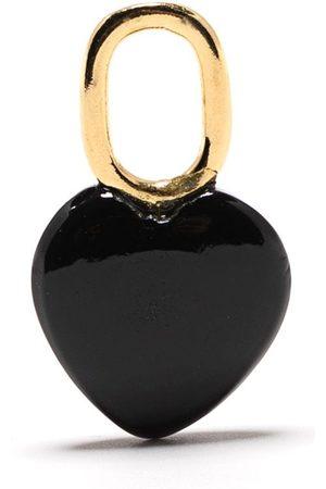 Maria Black Women Bracelets - Onyx-accent heart charm