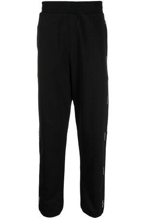 Moncler Men Joggers - Logo-print track pants