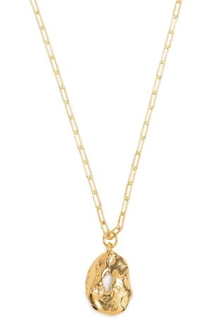 Alighieri Women Necklaces - The Eager Traveler medallion necklace