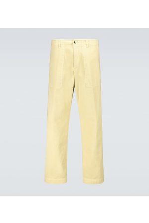 DRIES VAN NOTEN Men Pants - Cotton pants