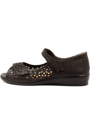 Ziera Daffodil W Zr Sandals Womens Shoes Sandals Flat Sandals