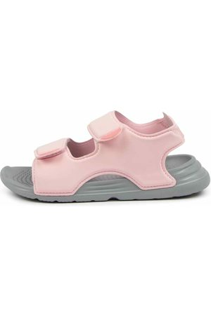 adidas Girls Sandals - Swim Sandal C Jnr Ad Sandals Girls Shoes Casual Sandals Flat Sandals