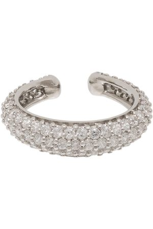 TOM WOOD Liz crystal-embellished ear cuff