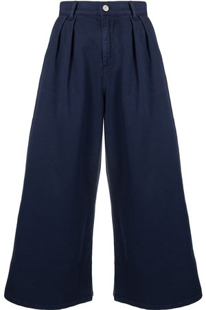 Paul Smith High rise wide leg jeans