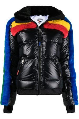 Rossignol Women Jackets - JC de Castelbajac rainbow snow jacket