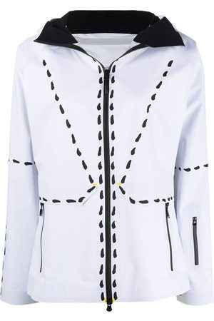 Rossignol JC de Castelbajac eco-logic 3L jacket