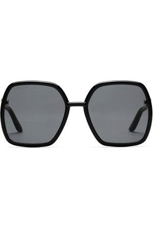 Gucci 648607J1691 square-frame sunglasses