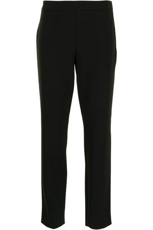 Moschino Women Formal Pants - High-waisted slim-fit trousers
