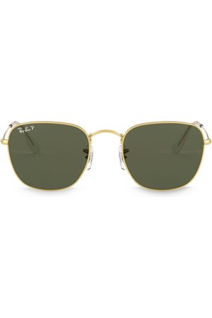 Ray-Ban Tinted aviator sunglasses