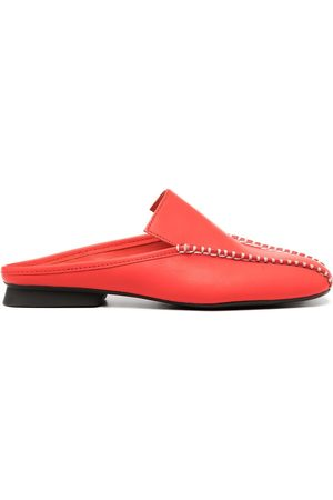 Camper Women Loafers - Stitching details loafer mules