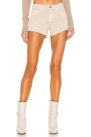 L'Agence Audrey Mid Rise Short in .