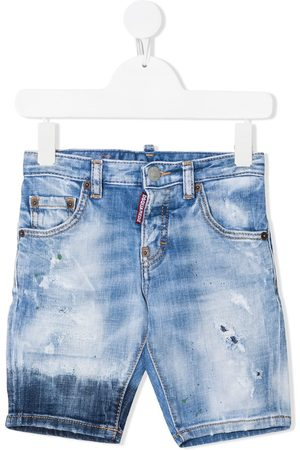 Dsquared2 Distressed shorts