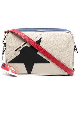 Golden Goose Star leather crossbody bag