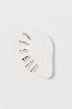 H&M 6-pack Ear Cuffs