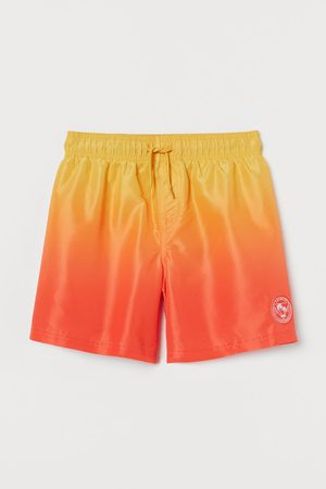 H&M Pattern Boardshorts