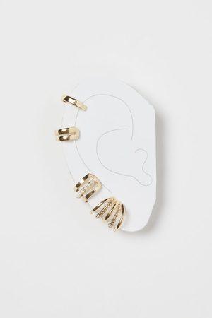H&M 4-pack Ear Cuffs