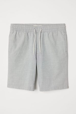 H&M Knee Length Cotton Shorts