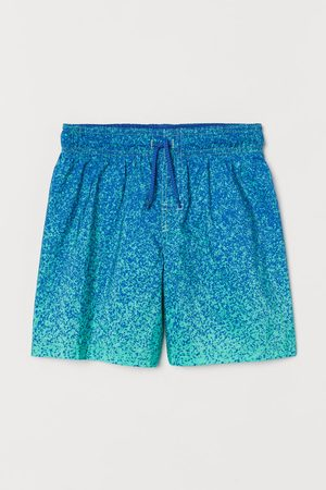 H&M Boys Board Shorts - Pattern Boardshorts
