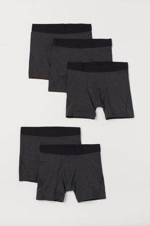 H&M 5-pack Mid Boxer Briefs