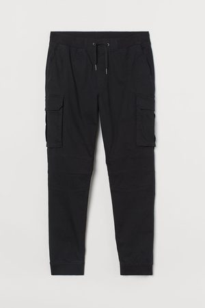 H&M Cotton Cargo Joggers