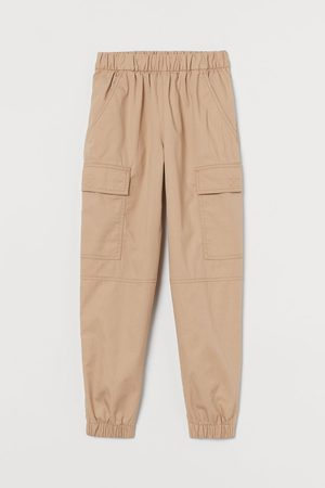 H&M Cotton Cargo Pants