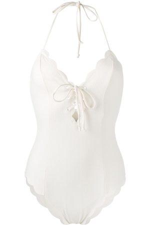 Marysia Women Swimsuits - Broadway scalloped swimsuit