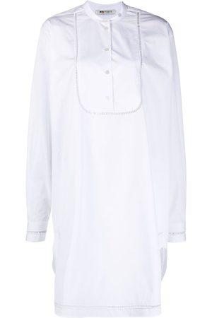 PORTS 1961 Women Shirts - Open-work tunic shirt