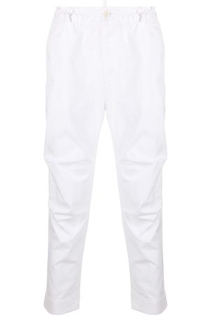 Dsquared2 Elasticated tapered cut chinos