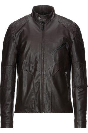 AUTOMOBILI LAMBORGHINI Men Leather Jackets - Jackets