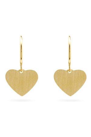 Irene Neuwirth 18kt Heart Earrings - Womens