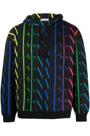VALENTINO VLTN-print hoodie