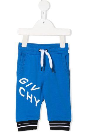 Givenchy Logo drawstring tracksuit bottoms