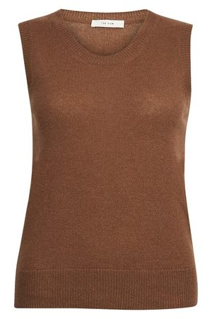 The Row Amalia Tank in Cashmere