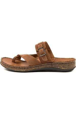 Colorado Denim Sustin Cf Tan Sandals Womens Shoes Heeled Sandals