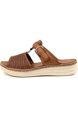 Colorado Denim Lesatas Cf Tan Sandals Womens Shoes Heeled Sandals