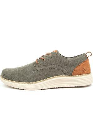 Colorado Denim Doull Cf Khaki Shoes Mens Shoes Casual Flat Shoes