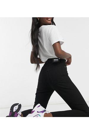 Dr Denim Nora straight jeans in black
