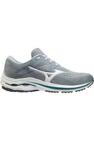 Mizuno Wave Inspire 17 - Mens Running Shoes - Quarry/
