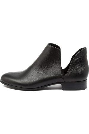 Django & Juliette Fecks Heel Boots Womens Shoes Casual Ankle Boots