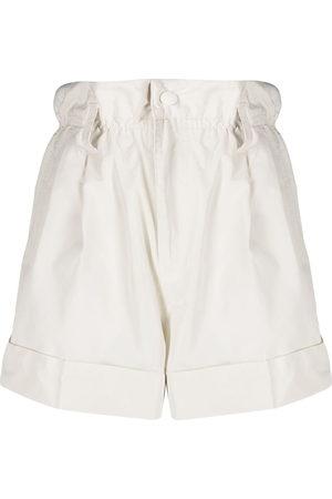 Moncler Paperbag waist shorts
