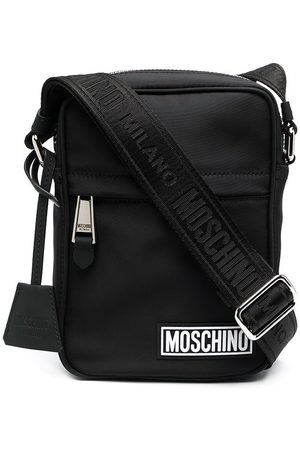 Moschino Small logo messenger bag