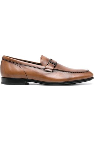 Tod's Men Loafers - Log-plaque loafers