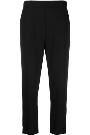 P.a.r.o.s.h. Women Skinny Pants - Cropped slim-fit trousers