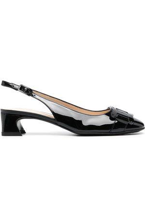 Tod's Women Heels - Chain-link detail pumps